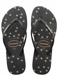 SLIM LOGO METALLIC FINE X JANDAL-footwear-Backdoor Surf