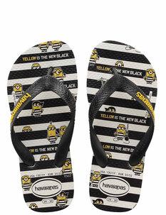 bb0a30a01a97f KIDS MINIONS JANDAL KIDS MINIONS JANDAL-footwear-Backdoor Surf