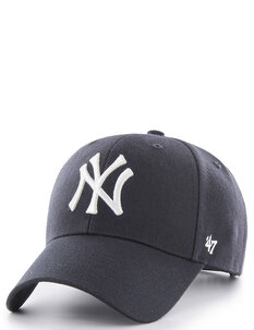 NY YANKEES MVP SNAPBACK - NAVY-mens-Backdoor Surf