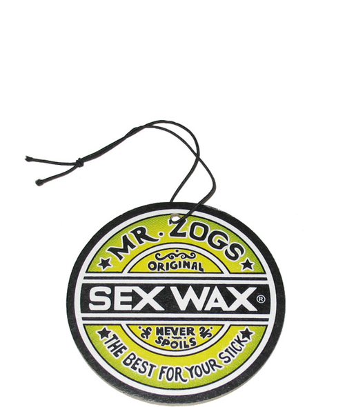 SEXWAX CAR AIR FRESHENER