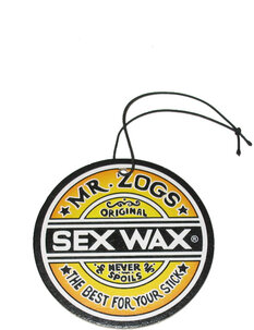 SEXWAX CAR AIR FRESHENER-mens-Backdoor Surf