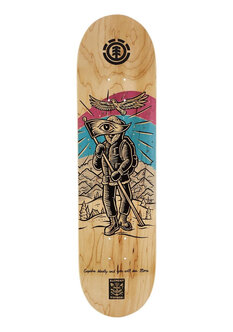 TIMBER EXPLORER DECK - 8.12-skate-Backdoor Surf