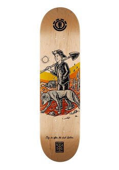 TIMBER SETTLR DECK - 8.5-skate-Backdoor Surf