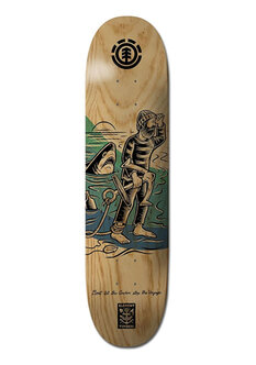 TIMBER VOYAGER DECK - 8.2-skate-Backdoor Surf