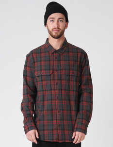 PLAID SHIRT-mens-Backdoor Surf