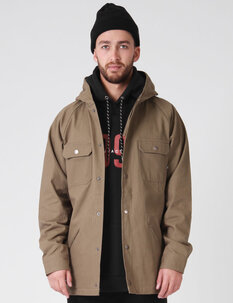 PARKER JACKET-mens-Backdoor Surf
