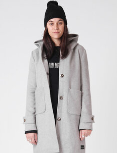 ALASKA OVERCOAT-womens-Backdoor Surf