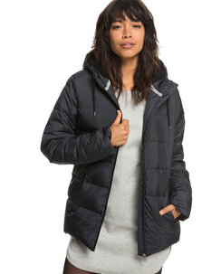 HARBOR DAYS PUFFER JACKET-womens-Backdoor Surf