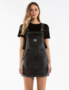 NEPAL DUNGAREE DRESS-womens-Backdoor Surf
