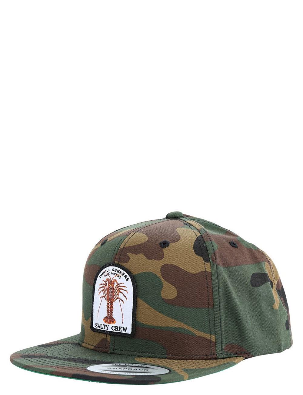 designer fashion 5887b e6ecf BUGGIN OUT 6 PANEL CAP