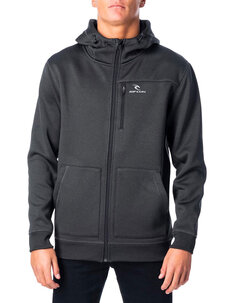 BRAVO ANTI SERIES ZIP THRU HOOD-mens-Backdoor Surf