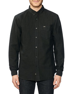 GOODSTOCK OXFORD LS SHIRT-mens-Backdoor Surf