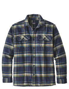 FJORD FLANNEL LS SHIRT-mens-Backdoor Surf