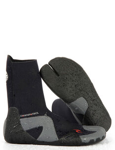 3MM DAWN PATROL BOOT-wetsuits-Backdoor Surf