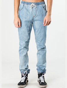 BALLER DENIM BEACH PANT-mens-Backdoor Surf