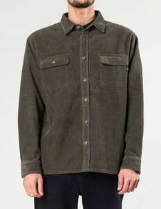 COOP CORDUROY LS SHIRT-mens-Backdoor Surf