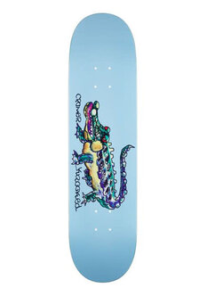 CROMER GATOR DECK - 8.06-skate-Backdoor Surf