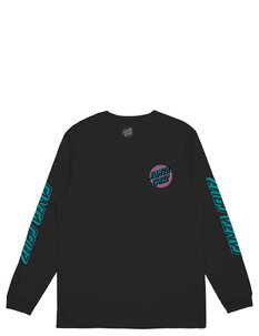 YOUTH COILED DOT LS TEE-kids-Backdoor Surf