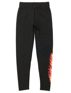 FLAME LEGGINGS-womens-Backdoor Surf