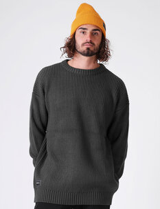 FISHERMAN KNIT-mens-Backdoor Surf