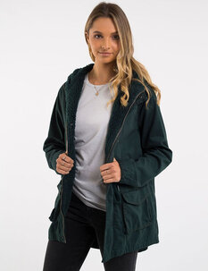 FUNDAMENTAL UTILITY JACKET-womens-Backdoor Surf