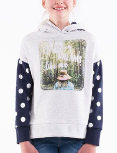 DREAMS HOODY-kids-Backdoor Surf