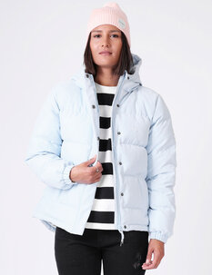 WOMENS DOWN JACKET-womens-Backdoor Surf