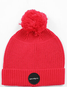 POM POM BEANIE-womens-Backdoor Surf