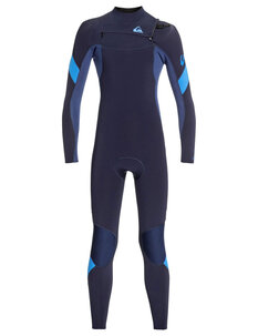 BOYS 3X2 SYNCRO CZ GBS STEAMER-wetsuits-Backdoor Surf