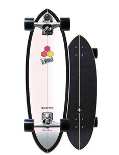 "CI BLACK BEAUTY 31.75"" (C7 TRUCKS)-skate-Backdoor Surf"