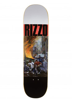DICK RIZZO RUN RED-skate-Backdoor Surf