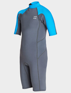 2MM TODDLER ABSOLUTE FL BZ SS SPRINGSUIT-wetsuits-Backdoor Surf
