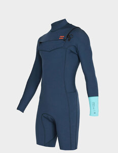 2MM REVOLUTION CZ GBS LS SPRINGSUIT-wetsuits-Backdoor Surf