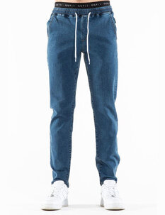 EASY PANT - BLUE-mens-Backdoor Surf