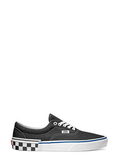UA ERA - BLACK WHITE-footwear-Backdoor Surf