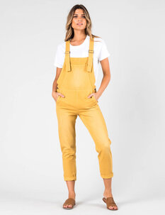 YESTERDAYS COLOUR JUMPSUIT-womens-Backdoor Surf