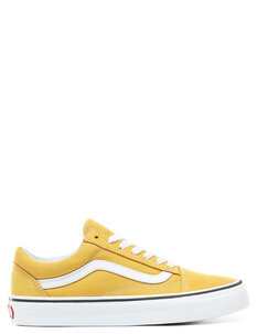 OLD SKOOL - YOLK YELLOW WHT-footwear-Backdoor Surf