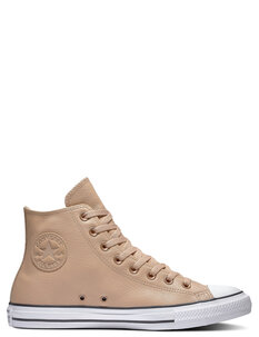 CT LEATHER HI - CHAMPANGE TAN WHITE BLACK-footwear-Backdoor Surf
