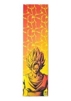 DBZ GOKU GRIP-skate-Backdoor Surf