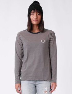 WOMENS SSG DAILY LS TEE-womens-Backdoor Surf