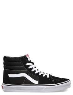 SK8 HI BLACK-footwear-Backdoor Surf