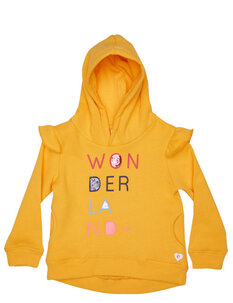 WONDERLAND HOODY-kids-Backdoor Surf