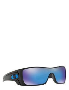 BATWOLF - POLISHED BLACK PRIZM SAPPHIRE-mens-Backdoor Surf