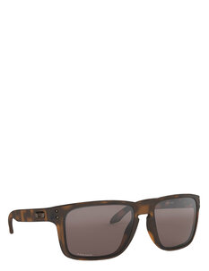 HOLBROOK XL - MATTE BROWN TORTIOSE PRIZM BLACK-mens-Backdoor Surf