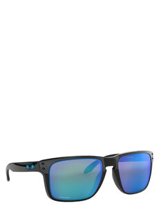HOLBROOK XL - POLISHED BLACK PRIZM SAPPHIRE-mens-Backdoor Surf