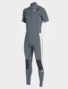 2MM FURNACE REVOLUTION CZ SS STEAMER-wetsuits-Backdoor Surf