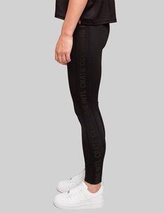NOIR LEGGING-womens-Backdoor Surf