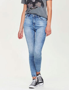 GRACE SKINNY JEAN - NO RIPS-womens-Backdoor Surf