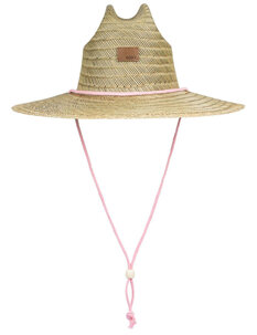 GIRLS PRETTY SMILES STRAW HAT-womens-Backdoor Surf