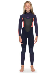 GIRLS 3X2 PROLOGUE BZ FLT STEAMER-wetsuits-Backdoor Surf